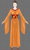 1a actividad Videojuegos: Personaje Low-Poly-geisha_text1.jpg