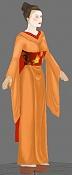 1a actividad Videojuegos: Personaje Low-Poly-geisha_text2.jpg