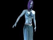 1a actividad Videojuegos: Personaje Low-Poly-ghosty.jpg