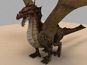 Dragon de bronce WIP-prueba5.jpg