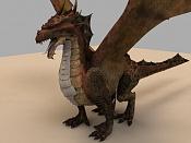 Dragon de bronce WIP-prueba6.jpg