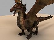 Dragon de bronce WIP-prueba7.jpg