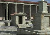 Foro romano Hispania W I P -zona_portico_monument.3dpow.jpg