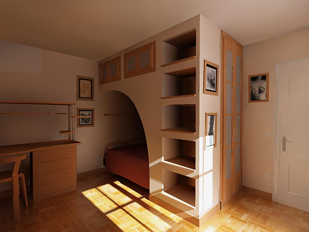Habitaciones Infantiles Para Tres Ni Os Decoideas Net - Habitacion 3 ...
