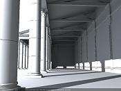 visita guiada foro romano II-portico_sur_interior_vray0015_solo_grisdpow.jpg