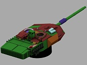 Leopard 2E, Made in Spain -wip-turret-7.jpg