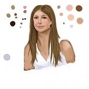 WiP - Chica  mi primer dibujo con tableta -finsara.jpg