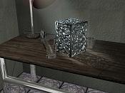 algo de refraccion y luz-caja-colador.jpg