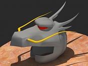 W I P  Caballero del dragon-casco7.jpg
