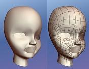 Cabezas: ejercicios de modelado organico -neca_05.jpg
