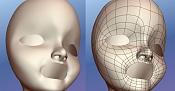 Cabezas: ejercicios de modelado organico -neca_06.jpg