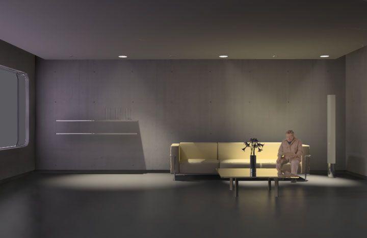 Tests de iluminaci n interior con vray p gina 3 - Catalogo de iluminacion interior ...