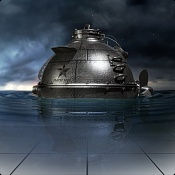 FLaCH --- Primer Submarino Chileno 1865-flach.jpg