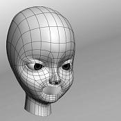 Cabezas: ejercicios de modelado organico -neca_10wire.jpg