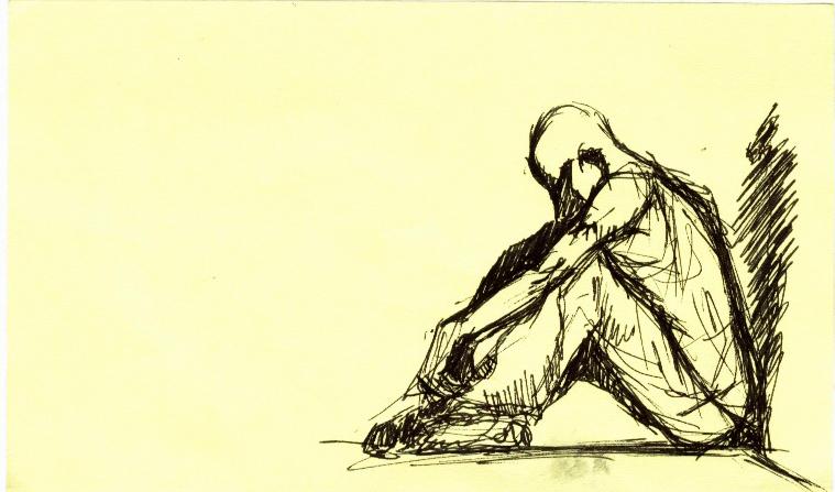 Dibujos de soledad  Imagui