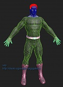 WIP - Superman-supermanfrontwire.jpg