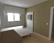 Dormitorio Blender+Yafray-dormitorioprueba1.jpg