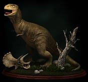 Tyrannosaurus rex   retro  -retro_trex.jpg