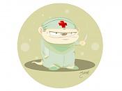Cartoon-im-not-a-monkey-but-a-doctor-by-herbie.jpg