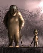 *El Dibujo del Dia *-child_parent.jpg