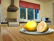 2ª actividad de modelado: Modelar  y texturizar  un limon -lemon.jpg