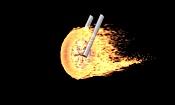 Rueda en llamas  Imitacion de ghost rider -flamewheel120.jpg