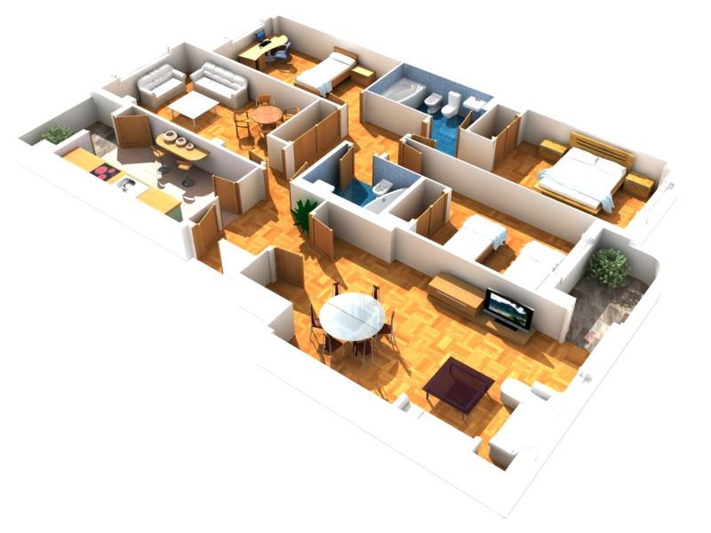 Como iluminar un plano arquitect nico for Programas para disenar planos arquitectonicos
