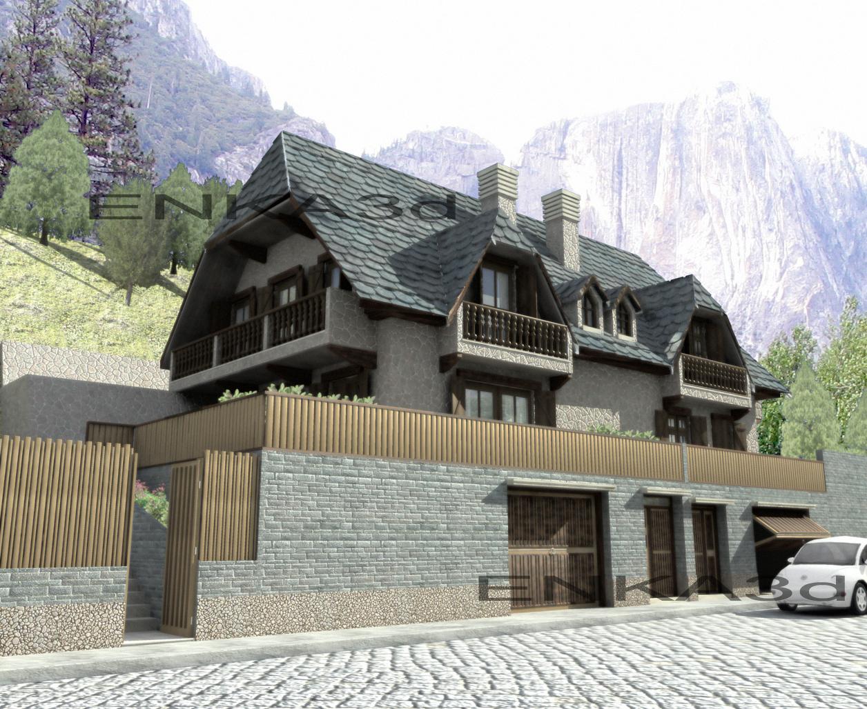 Casa rural pirineo que os parece - Casas pirineo catalan ...