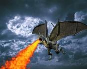 Dragón miedica para un concurso de bichos 3d-dracvolant3.jpg