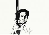 Empezando con mi Wacom -dibujo_clint.jpg