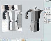 10ª actividad de modelado: Pequeños objetos cotidianos -cafetera-2.jpg