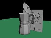 10ª actividad de modelado: Pequeños objetos cotidianos -cafetera6.jpg