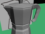 10ª actividad de modelado: Pequeños objetos cotidianos -cafetera7.jpg