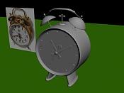 10ª actividad de modelado: Pequeños objetos cotidianos -despertador1.jpg