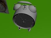 10ª actividad de modelado: Pequeños objetos cotidianos -despertador2.jpg
