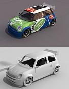 Mini cooper Racing :- -miniwip7.jpg