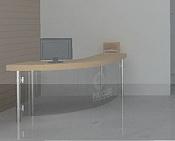 Material metalico detras de vidrio vray  No se ven las reflexiones -recepcion2.jpg