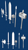 armas low poly :D  sin texturizar -weaponsdemostration1gv4.png