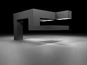 YafRay: Iluminacion de Stands-prueba1.jpg