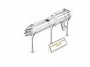 11ª actividad de modelado: armas futuristas-renderametralladorawire.jpg