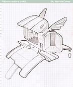 *El Dibujo del Dia *-pajaro_polo_by-herbiecans.jpg