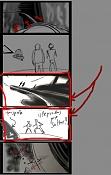 Primer Storyboard compartido:   los robots del amanecer  -storydrakky04_ret_01a.jpg