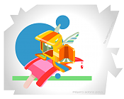 Let's Vector  Vector art Topic-pajaro-polo_by-herbiecans.png