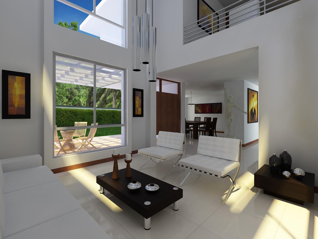 Casa en cali for Decoradores de casas interiores