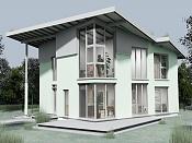 Casa de Diseño  Render en Vray -3dpoder_1.jpg