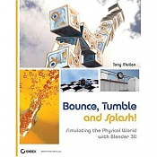 Libro: Bounce, Tumble, and Splash  Simulating the Physical World with Blender 3D-blenderbook_fisicas_.jpg