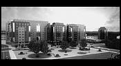 Urbanizacion Edificios-atardecer_castaner_b-and-n_300.jpg