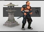 Samurai: Character-render03.jpg