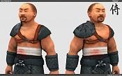 Samurai: Character-render05.jpg