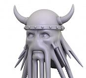 reto 7, modelar a calamardo realista  -kabezadpulpo10bs9.jpg